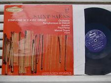 "SAINT-SAENS: Symphony n°3 ""Organ"" > Dupre Detroit Paray / Mercury stereo France"