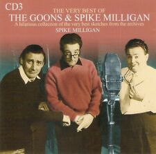 The Goons And Spike Milligan Volume 3 (CD A/Book 2004) Secombe; Sellers