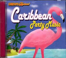 Drew's Famous CARIBBEAN PARTY MUSIC: TROPICAL HAWAIIAN ISLAND LUAU FAVORITES CD!
