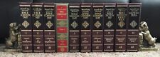 10 Volumes Seventh-day Adventist Bible Commentary Mixed Set 9 Burgundy & 1 Green