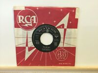 "Elvis Presley ‎– Tell Me Why - 7"" Vinyl Single - 1965 - RCA 1489 - REF.7417"