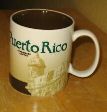 Starbucks 2014 Puerto Rico 16 oz Coffee/Tea Mug Cup
