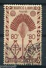 MADAGASCAR 1943, timbre 270, RAVENALA, SERIE de LONDRES, oblitéré