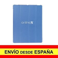 "Funda Carcasa FLIP SMART COVER Para IPAD 2017 AIR 3 (9.7"")  AZUL  a3500"