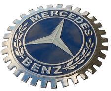 Mercedes car grille badge emblem