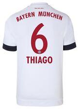 Trikot Adidas FC Bayern 2015-2016 Away - Thiago Alcantara [164 bis XXL] FCB