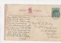 Busby [A] Single Ring Postmark 18 Jul 1904 460b
