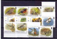 FALKLAND IS. 2017 SMALL BIRDS DEF. SET ( 12 ) MNH CAT £40