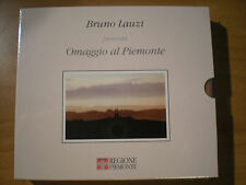 Bruno Lauzi Omaggio Al Piemonte vol. 1 & 2  Le Canzoni, Le Poesie, Le Prose 2 CD