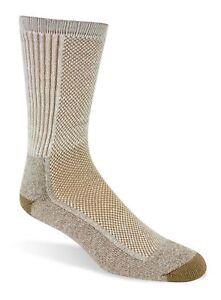 Wigwam Cool-Lite Hiker Pro Crew Socks - Khaki