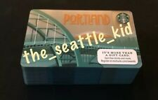 2015 Starbucks City Portland Cards - Lot of 25