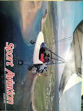 Sport Aviation Magazine 12 Issues 1991