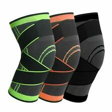 Knee Pads Elastic Bandage Support Protector for Fitness Sport Running Arthritis
