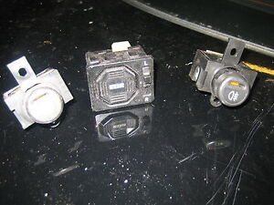 TOYOTA MR2 MK 1 mark 1 aw11 rear demister  switch