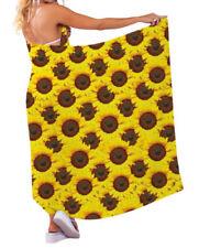 Abbigliamento gialli senza marca per il mare e la piscina da donna taglia XL
