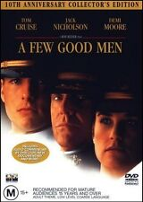 A FEW GOOD MEN (Tom CRUISE Jack NICHOLSON Demi MOORE) THRILLER Film DVD Region 4