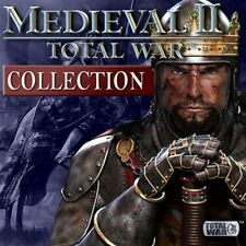 Medieval 2 Total War Collection PC [Steam Key] No Disc Medieval II