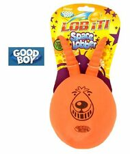 Good Boy - Space Lobber. Mini & regular (11.5/21cm). Dog throw chase squeak toy