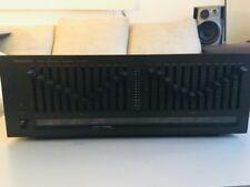 TECHNICS SH-8020 Vintage 1980 Graphic Equaliser LEDs