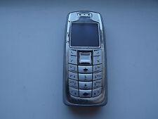 Nokia 3120 Azul Bloqueado Para T-mobile EE para repuestos o reparación solamente