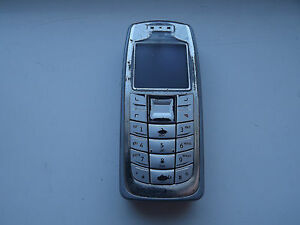 Nokia 3120 Blue Locked to T-Mobile EE for parts or repair only