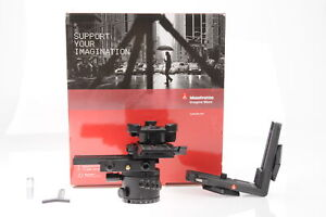 Manfrotto MH057A5 Long Virtual Reality and Panoramic Head (Sliding) #853
