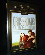 Crossroads: A Story of Forgiveness•Hallmark•Hall of Fame•Gold Crown (DVD, 2007)