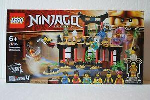 LEGO® Ninjago™ Set 71735 - OHNE Figuren - OVP NEU 💥