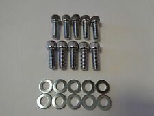 SBC Timing Chain Cover Bolt Kit SB Chevy 283 305 327 350 383 400 Front