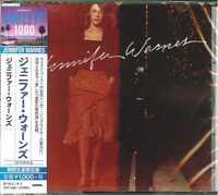 JENNIFER WARNES-S/T-JAPAN CD Ltd/Ed B63