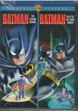Batman Animated Double Feature Legend Begins & Tales of Dark Knight Dvd New