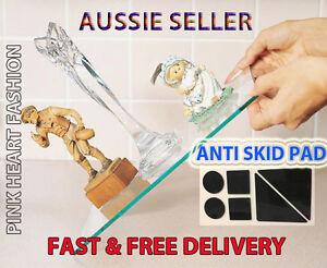 Non Slip Anti Skid Sticky Pad Reusable Washable non Residue Prevent Fall Slide