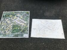 Rare Minneapolis St Paul MSP Airport Reference Maps Aviation