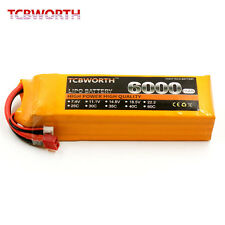 11.1V 60C 6000mah 3S LIPO Li-ion Polymer Rechargeable Battery for RC Drone Car