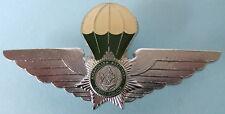CISKEI AFRICA POLICE SWAT AIRBORNE PARACHUTE old vintage metal PARA WING African