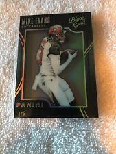 2015 Panini Black Gold 3/5 Mike Evans Tampa Bay Buccaneers Card #48 Rare Foil
