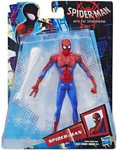 Spider-Man Into the Spider-Verse 6-inch Spider-Man Figure *New**Sealed*
