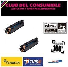 2 X CF279A NEGRO CARTUCHO DE TONER Nº79A NO OEM HP LaserJet Pro M 12a