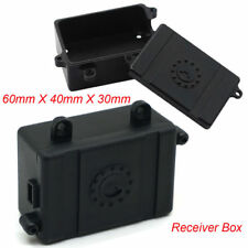 1/10 Plastic Receiver Box Spare Parts For RC4WD D90 G2 GII Model RC Rock Crawler