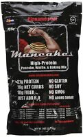 Mancakes High Protein Pancake Waffle and Baking Mix, 24.7 Ounce Buy 2 Get 1 FREE