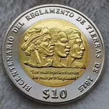Uruguay 2015 $10 Commemorative Coin
