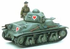 Milicast BF04 1/76 Resin WWII French Hotchkiss H39 Light Tank