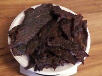 Juan & Teresa  ONE POUND REGULAR ANGUS BEEF JERKY HOMEMADE