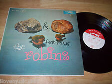 "1958 Rock N Roll with The Robins WLP-703 Whippet 12"" LP EXCELLENT condition EX+"