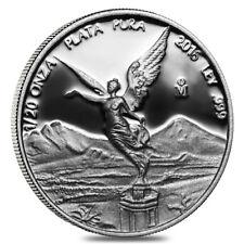 2016 1/20 oz Mexican Silver Libertad Coin .999 Fine Proof (In Cap)