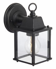 Außen Leuchte Wand Garten Lampe Licht Hof Beleuchtung IRVIN hängend schwarz NEU