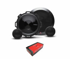 "Rockford Fosgate 5.25"" 400 Watt 4 Ohm 2-Way Component Speaker System P152-S"