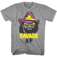 OFFICIAL Macho Man Randy Savage AF Hat Men's T-shirt Wrestling