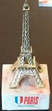 MINIE TOUR EIFFEL EN PLASTIQUE SUR SOCLE PARIS MADE IN FRANCE