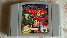 Banjo-Kazooie  - jeu Nintendo 64 / N64 / Game / speel / spiel / PAL